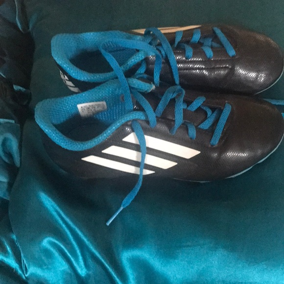 adidas Other - Kids Size 1 Adidas cleats barely worn
